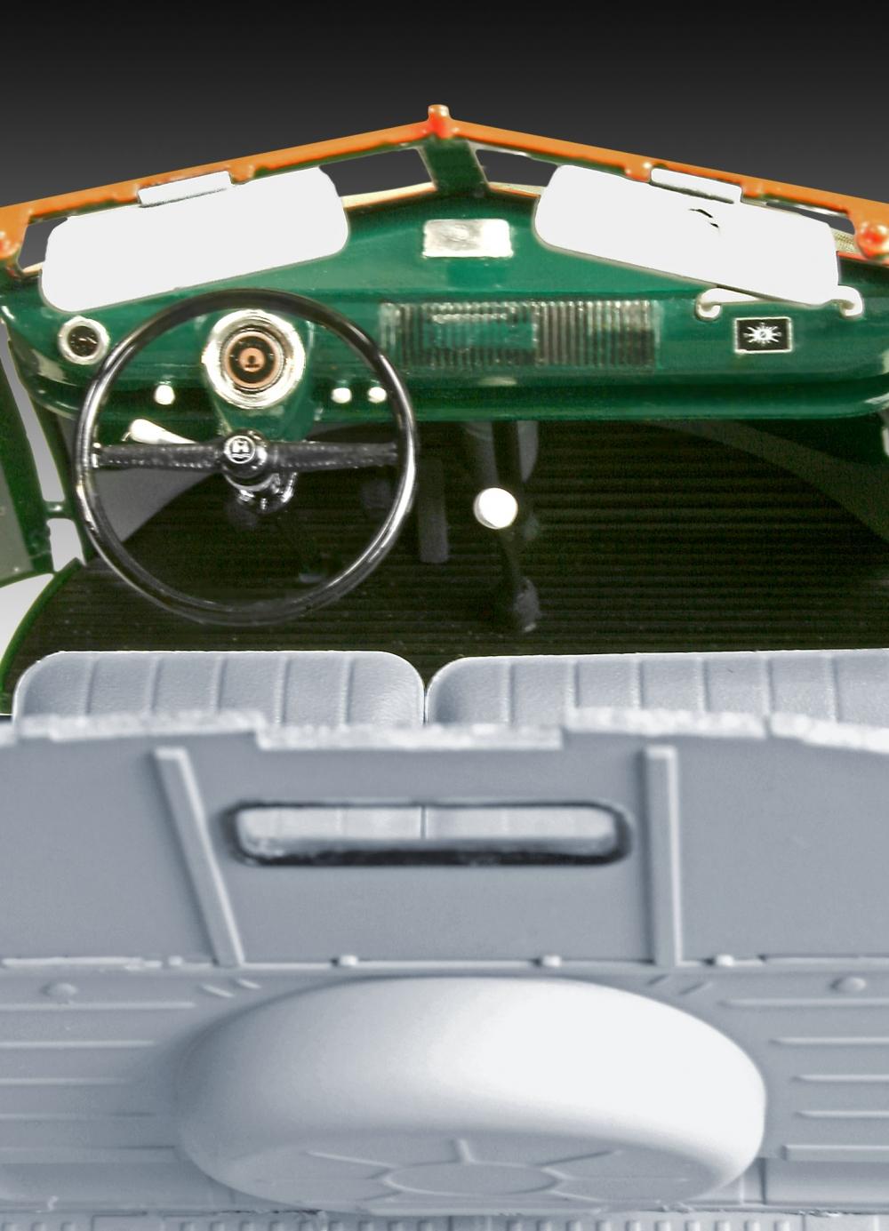 Revell Rev 07076 Rev 07076 Rev 7076 1 24 Vw T1 Panel