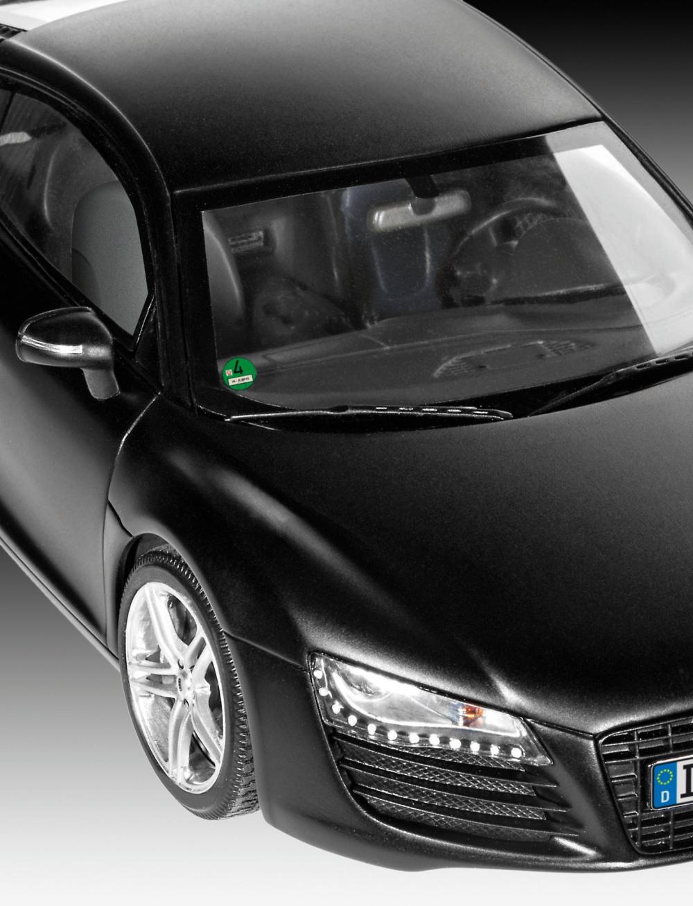 REVELL REV REV REV AUDI R AUDI - Audi car 8 seater