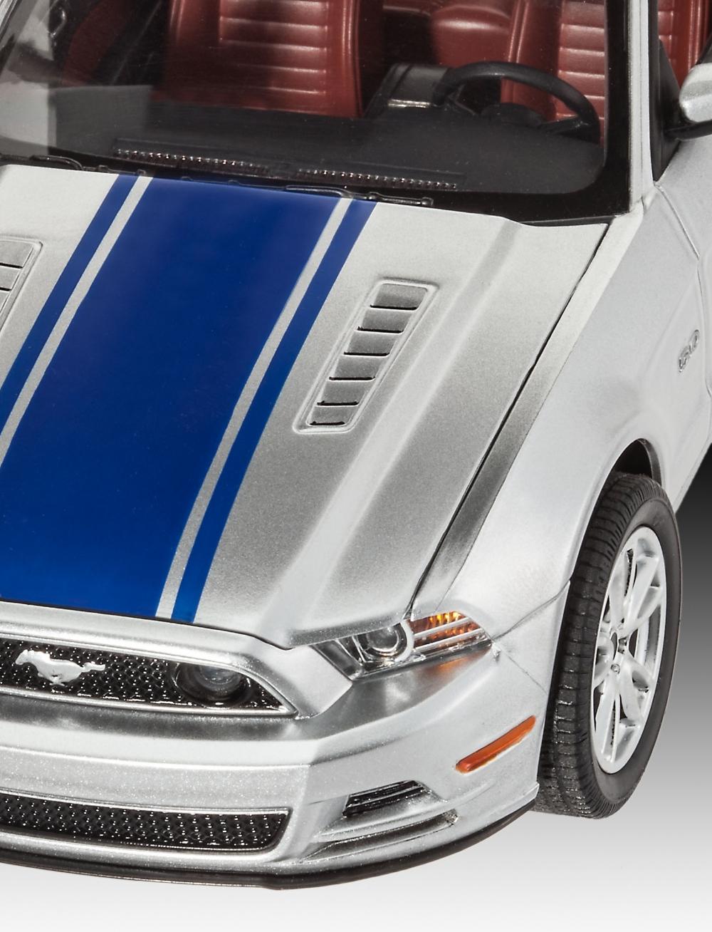 Revell Rev 07061 Rev07061 7061 125 2014 Ford 1964 Mustang Gt