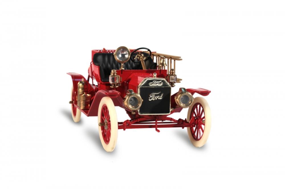 Icm Model T 1914 Firetruck 1 24 24004 First Mass