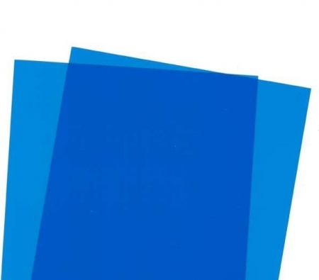 Transparent Sheets colored / MODELMAKERSHOP